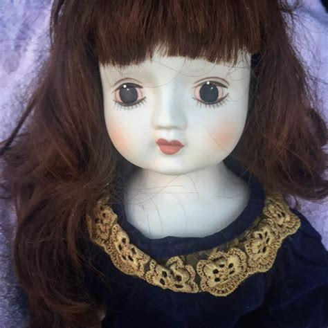 porcelain doll creepy keep or sell creepy porcelain doll horror amino