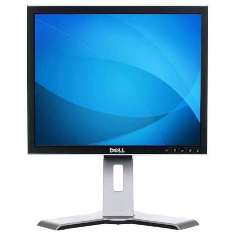 Monitor Lcd Dell Second dell 1908fpt 19 lcd monitor w vga dvi usb refresh computers marketplace