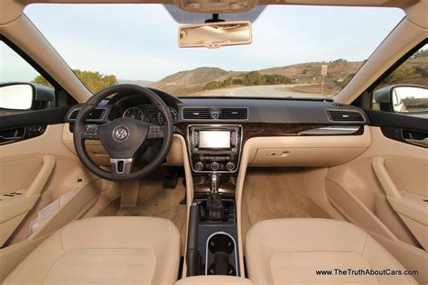 volkswagen passat 2014 interior 2014 volkswagen passat tdi 015 the truth about cars