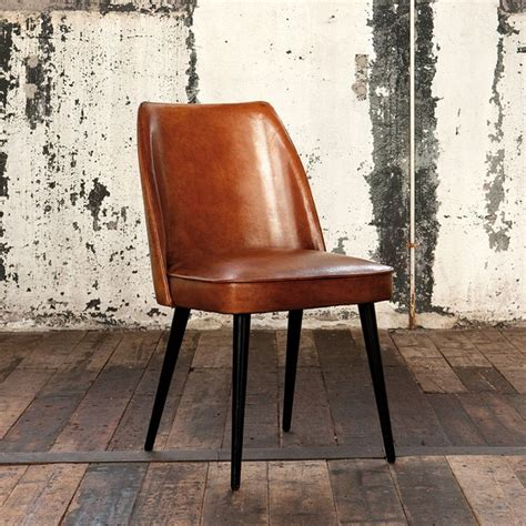 Vintage Leather Dining Chair Creating A Classic Look With The Vintage Dining Chairs Darbylanefurniture