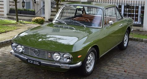 Lancia Fulvia Mamma A Green Lancia Fulvia Is Now Offered In