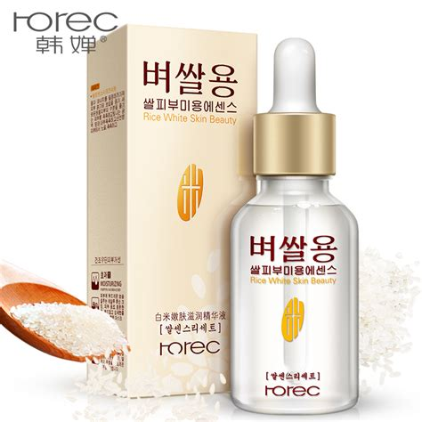 Acne Skin Serum 15ml Zsc white rice whitening serum moisturizing acne treatment anti wrinkle anti aging for