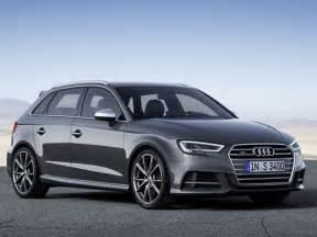 Audi S3 Lease Deals Audi A3 Sportback Special Editions S3 Tfsi Quattro Black