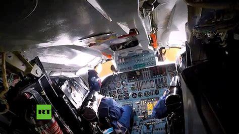 Su 34 Interior by Actuaci 243 N De Bombarderos Rusos En Siria Desde El