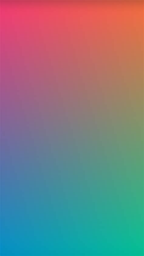 papersco iphone wallpaper sl color rainbow blur gradation