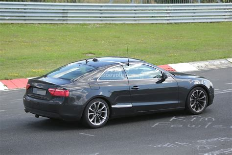 2016 Audi A5 2016 Audi A5 Coupe Spied For The Time Autoevolution