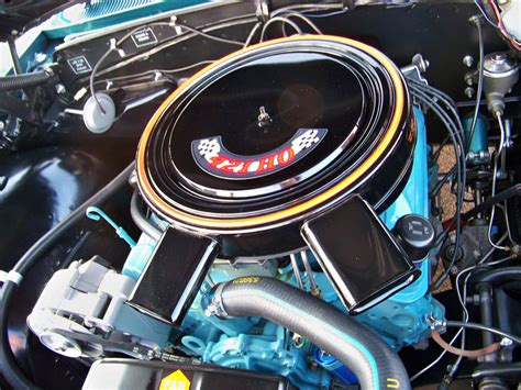 pontiac 421 engine pontiac 421 ho tri power 370hp detroit iron