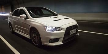 Mitsubishi Lancer Evolution Evo 2016 Mitsubishi Lancer Evolution X Review Edition