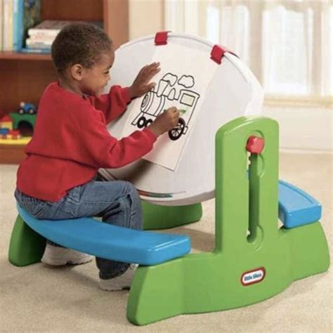 tikes drawing table tikes easel for sale classifieds
