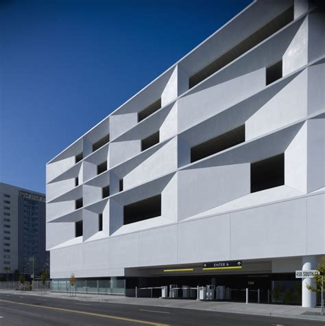 Parking Garage Design Standards simple mission bay block 27 parking structure design by