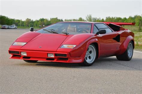 1981 Lamborghini Countach 1981 Lamborghini Countach Lp400s Series 2 Low For Sale