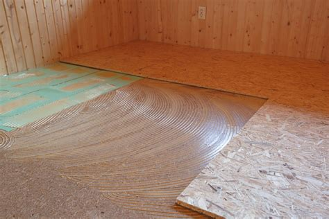 types of subfloor materials in construction projects