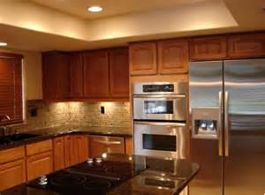 How To Put Up Tile Backsplash In Kitchen Kraftmaid Fawn Oak Cabinets With Granite Countertops