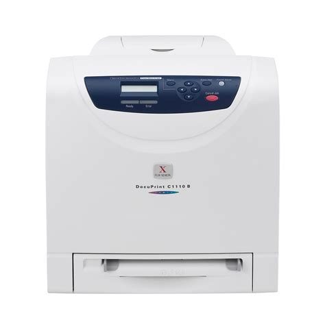 Printer Laser Xerox C1110 jual harga fuji xerox c1110 colour a4 network