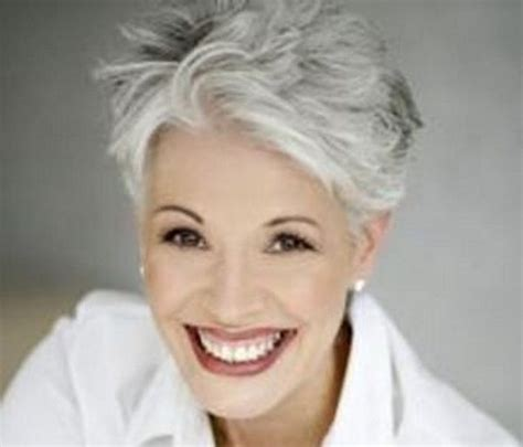 gray hair styles for younger women 14 best images about hair on pinterest short grey hair