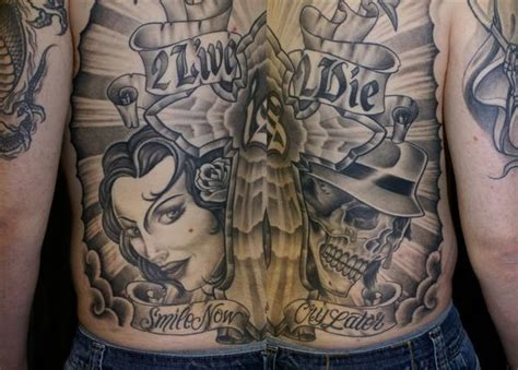 chicano and lowrider tattoos designs inkdoneright com