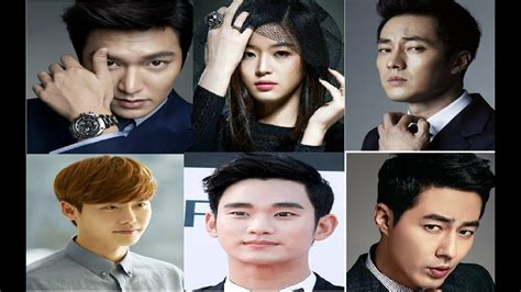 korea actor and actress news top 10 richest korean actors and actresses in 2017 youtube