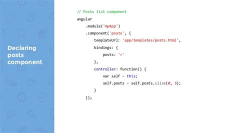 directive controllers cannot use the revealing module get rid of controllers in angular 1 5 x start using