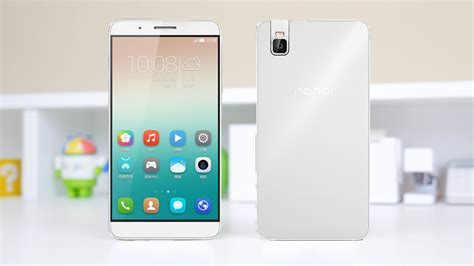 Handphone Huawei Honor 7i huawei honor 7i new smartphone with rotating look ᴴᴰ