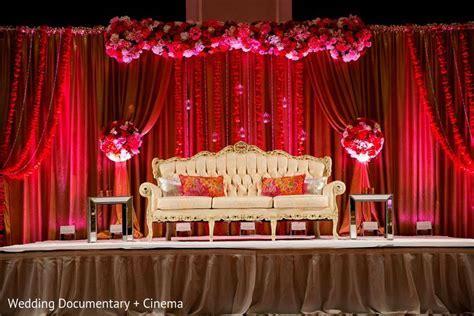 modern wedding reception stage decoration   Wedding
