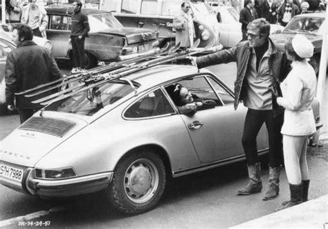 Robert Porsche by Robert Redford And A 1968 Porsche 911t Robert Redford
