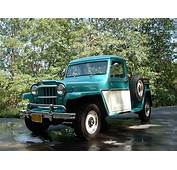 1000  Images About Jeep / Willys Truck On Pinterest