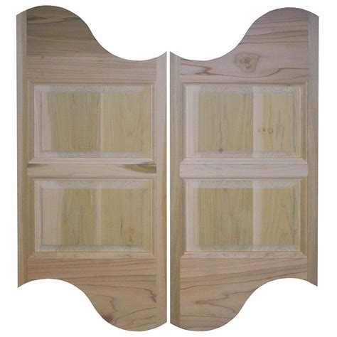 wooden swinging doors custom solid wooden western swinging cafe saloon doors any