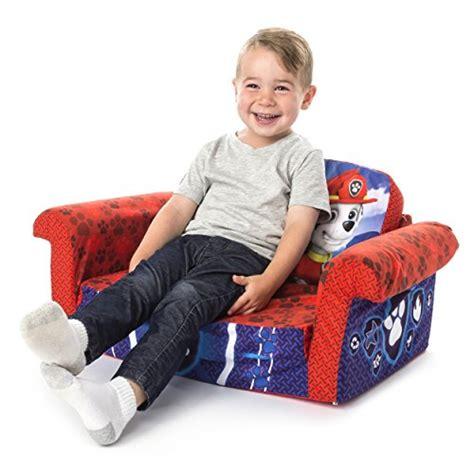 marshmallow 2 in 1 flip open sofa paw patrol marshmallow furniture children s 2 in 1 flip open foam