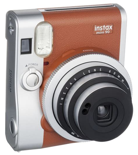 Harga Instax Mini 90 by Fujifilm Instax Mini 90 Neo Classic Instant Brown