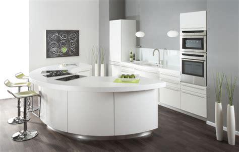 curved island kitchen designs modern kitchen designs with curved islands