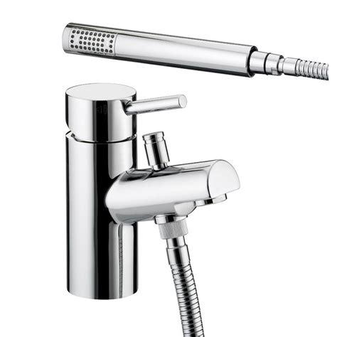 Bristan Taps Showers Prism 1 Tap Hole Bath Shower Mixer Bathroom Mixer Shower Taps