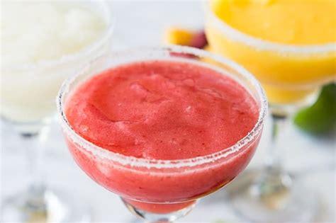 how to make margaritas using real fruit