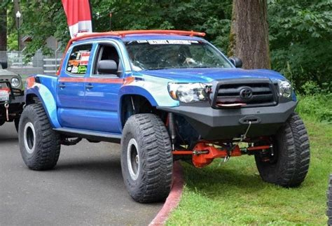 Where Are Toyota Tacomas Made Well Built 2nd Tacoma Offroad