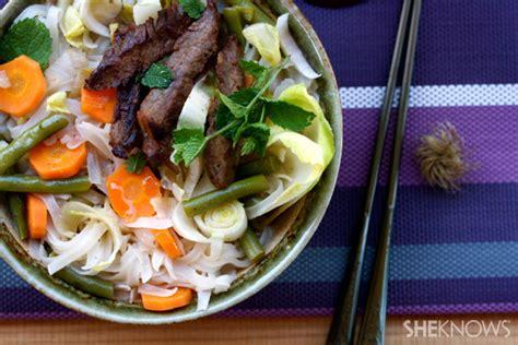 vietnamese comfort food easy spicy beef pho