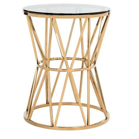 Gold End Table Target by End Table Gold Safavieh Target