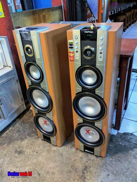 Polytron Active Speaker Pas 79 harga jual speaker aktif lawega terbaru 4 speaker aktif