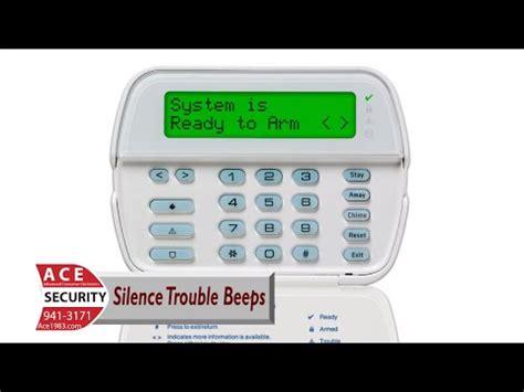 dsc alarm trouble light reset dsc alarm manual trouble light iron blog