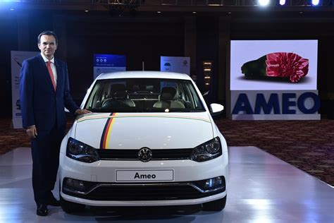 volkswagen new car ameo volkswagen ameo diesel launched also available with 7