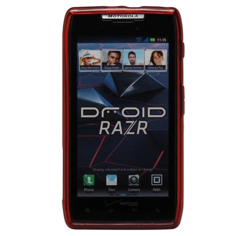 verizon android phones motorola droid razr thin 4g lte android phone verizon excellent condition used cell