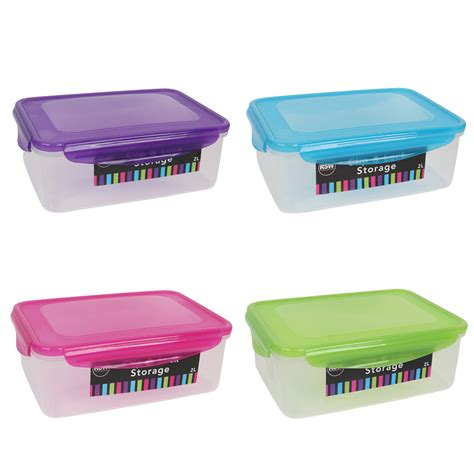 Lock Lock Food Container 1 2l new home brights clip lock lid packed lunch box food