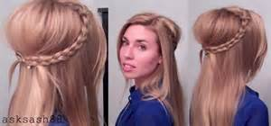 of the hairstyles bohemian 70 s braids easy everyday quick hairstyles