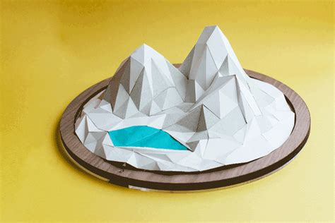 How To Make Mountains Out Of Construction Paper - how to make almost anything