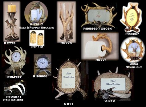 gift ideas for deer hunters deer antler gifts antler lodge decor gifts