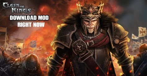clash of kings mod game in apk clash of kings v 2 47 0 mod apk android ios ul gold