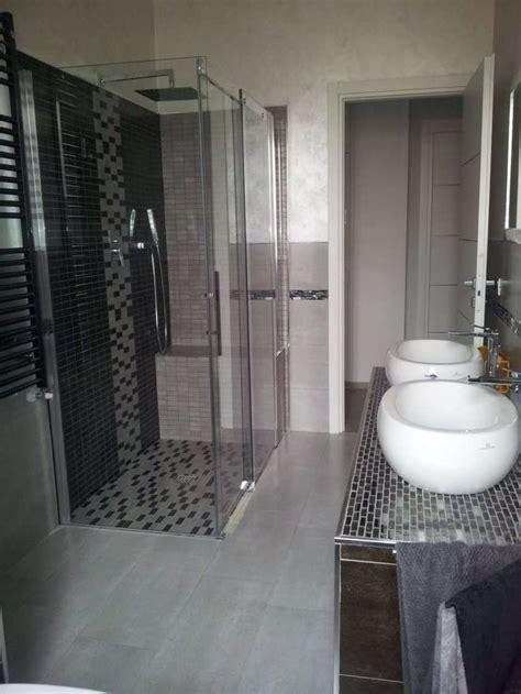 foto bagni con doccia bagni moderni con mosaico foto 5 40 design mag