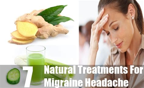Detox Headache Cure by 7 Treatments For Migraine Headache How To Treat