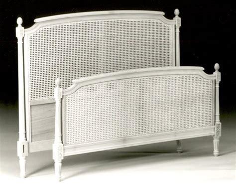 tete de lit cannee 160 tete de lit louis xvi cannee