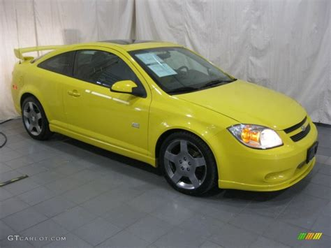 chevrolet cobalt ss supercharged coupe exterior