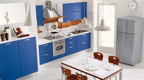 alluring blue kitchen design ideas home design