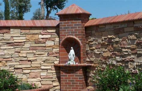 steinmauer als sichtschutz im garten godsriddle info